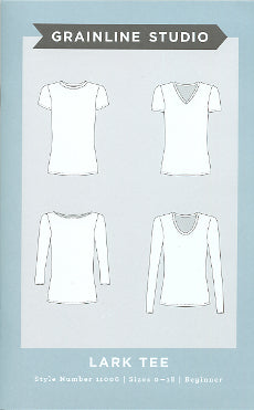 *NEW* Grainline Studio - Lark Tee