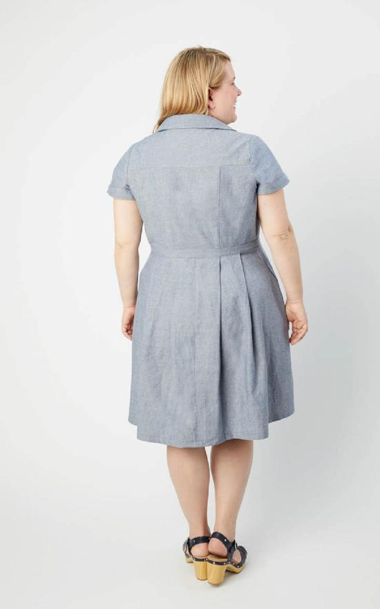 Cashmerette - Lenox Shirtdress