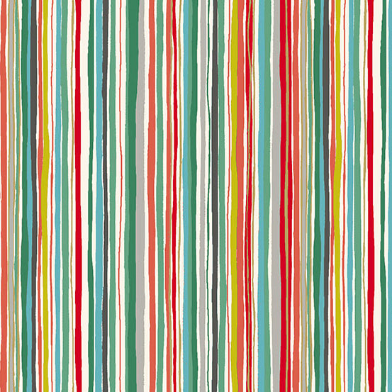 *NEW* Merry - Wavy Stripe