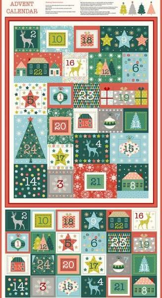 *NEW* Merry - Advent Calendar KIT