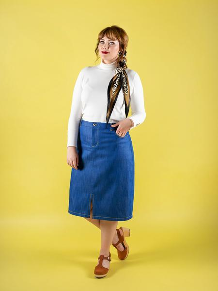 Tilly and the Buttons - Ness Skirt