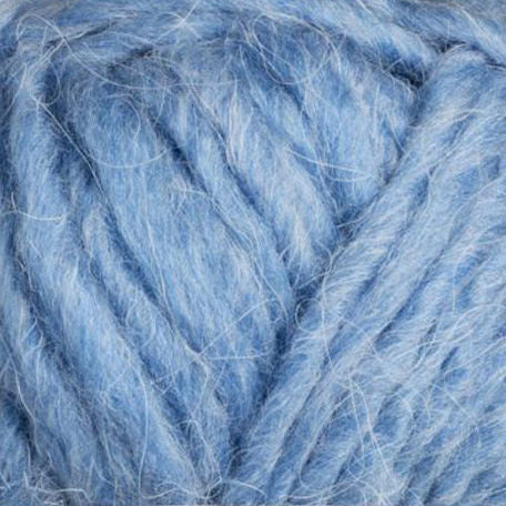 Bergere - Filomeche - Chunky - Opal - light blue roving yarn wool