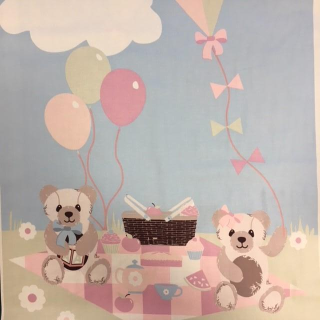 Teddy Bears Picnic - Panel