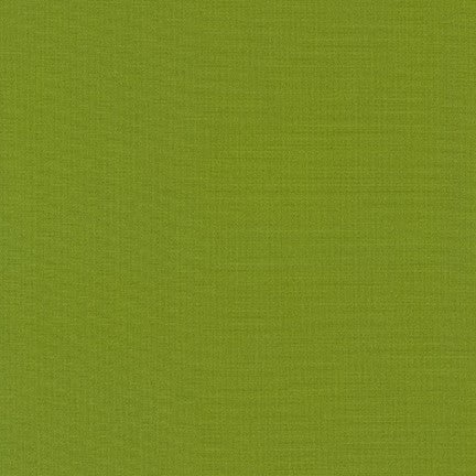 Robert Kaufman - KONA Cotton Solid - 317 Peridot