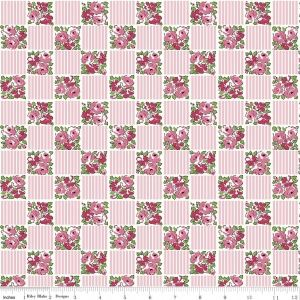 Dainty Darling - Square - Pink
