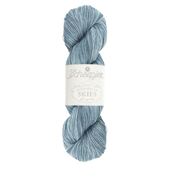 *NEW* Scheepjes Skies - Light - 4ply Fingering - 110 - Cirrus