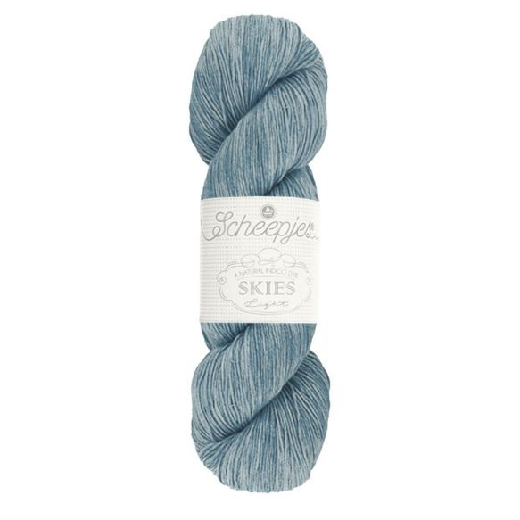 *NEW* Scheepjes Skies - Light - 4ply Fingering - 111 - Cumulus