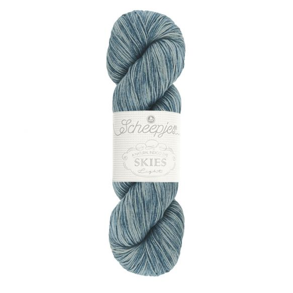 *NEW* Scheepjes Skies - Light - 4ply Fingering - 112 - Altocumulus