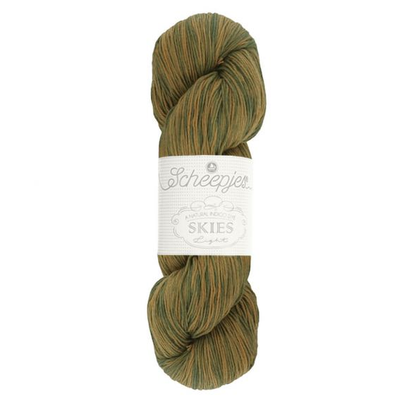 *NEW* Scheepjes Skies - Light - 4ply Fingering - 117 - Circumcumulus