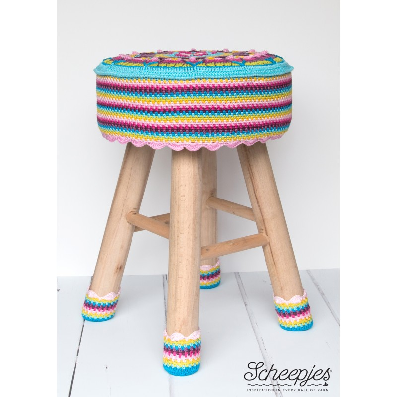 *NEW* Scheepjes Sophie's Stool Kit