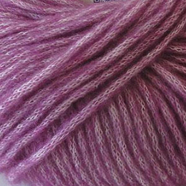 Adriafil - Tabata - Chunky -  Purple (14) Corded Cord Tube Yarn Wool