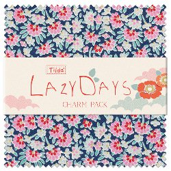 Tilda Lazy Days - Charm Pack (40)