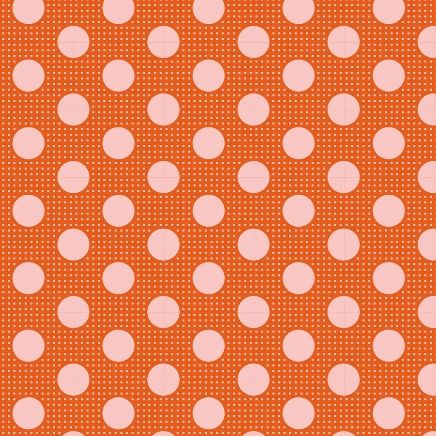 Tilda Dots - Ginger