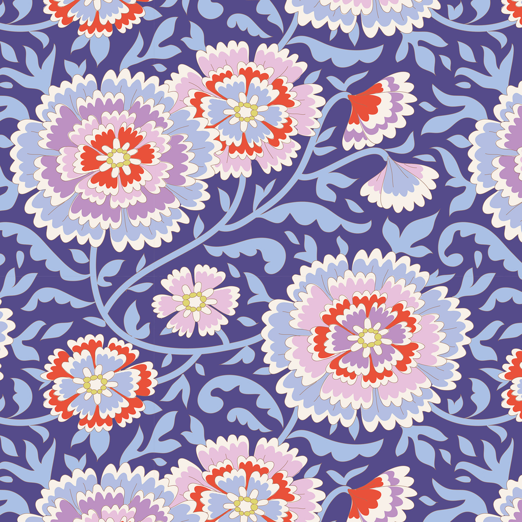 *NEW* Tilda Bird Pond - Elodie - Lilac Blue