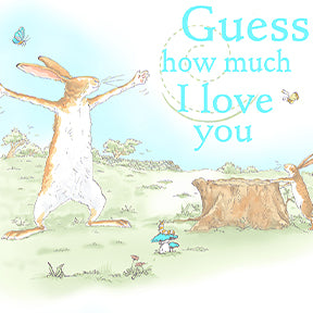 Guess How Much I Love You - Panel