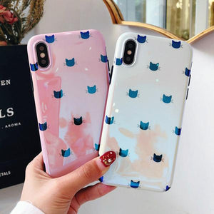 Blu-Ray Kitty iPhone Cases