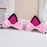 Pair of Cat Ears Hairpins