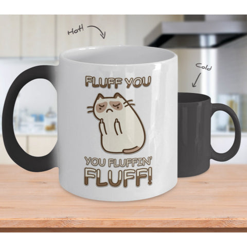 Fluff You, You Fluffin' Fluff!