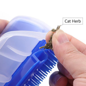Catnip Self Massager For Cats