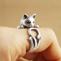 Premium Re-sizable Kitty Ring
