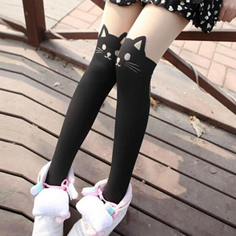 Cute Stockings Slim Tights