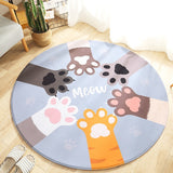 Pawsome Kitties Floor Mat