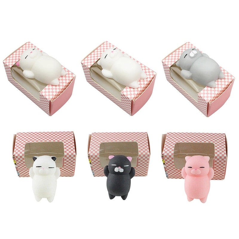 Squishy Kitty™ Cute Stress Relief Toy
