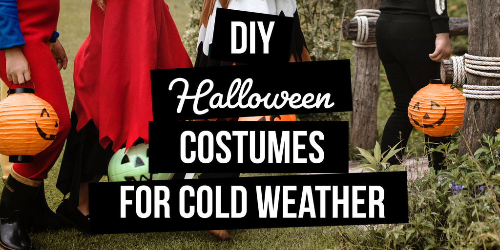cold weather halloween costumes