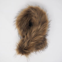 Coyote Ruff - faux fur trim that attaches to any hood with magnets