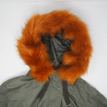 NEW! - Faux Red Fox Fur Ruff
