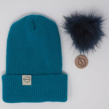 Teal + Navy Hat Combo
