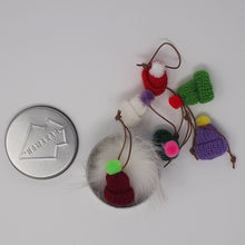 Beanie Christmas Ornaments - 7 Colors Available