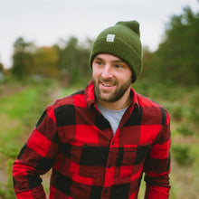 namakan - plain beanie - made in minnesota