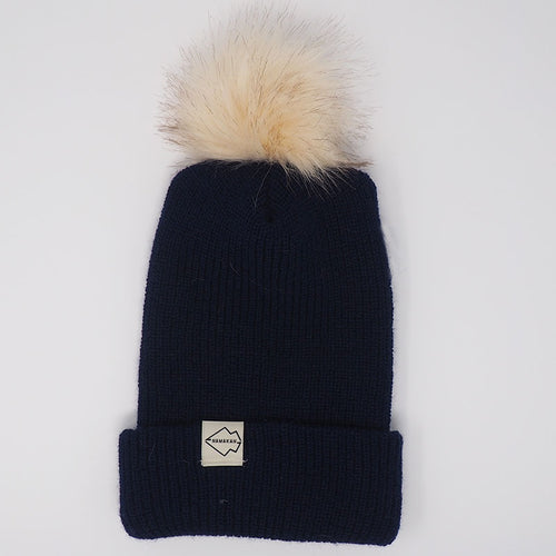 Navy + Cream Hat Combo