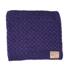 Faux Fur Lined Neck Warmer - 10 Colors!