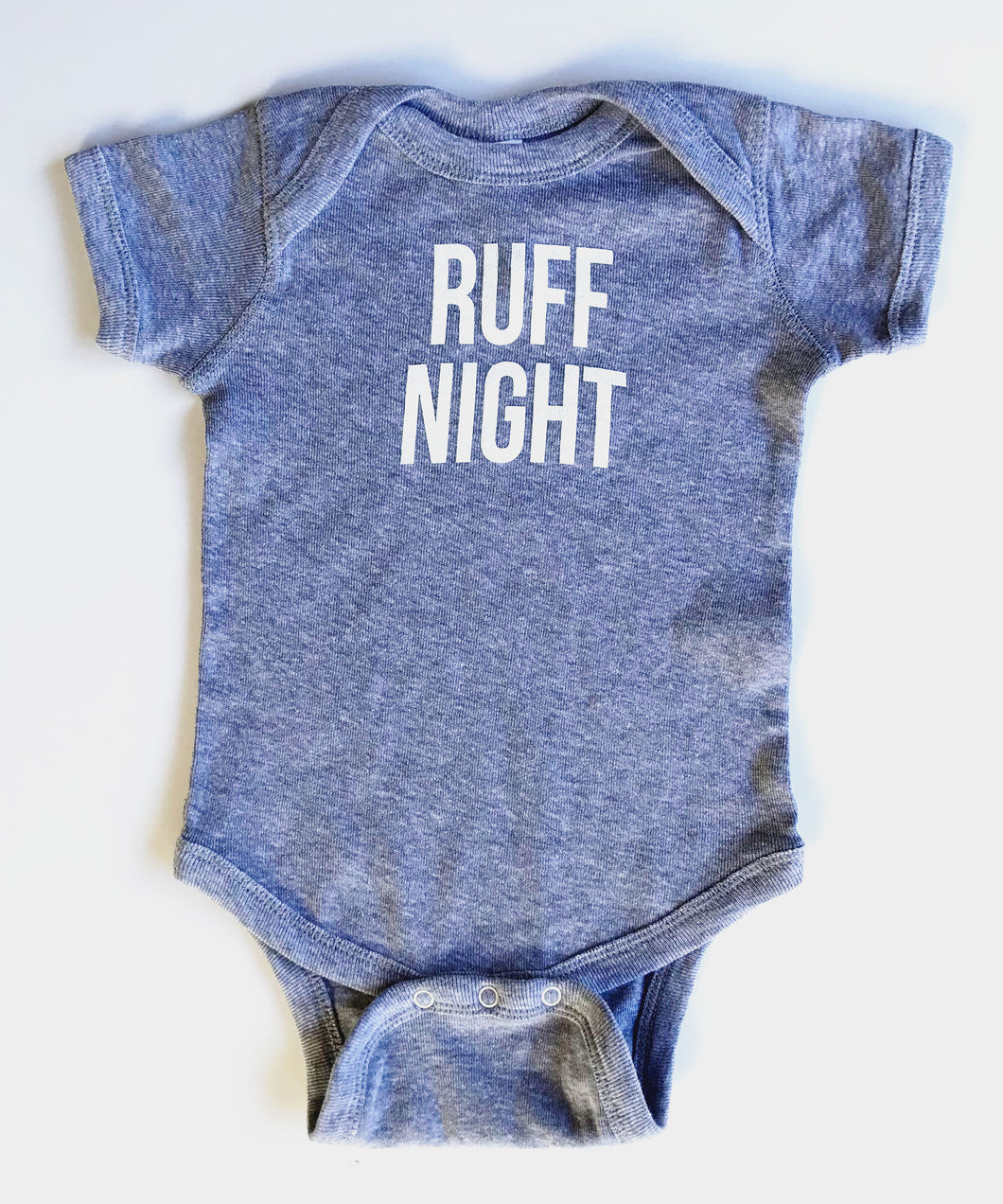 Ruff Night Onesie - Namakan Fur - For babies who don't sleep