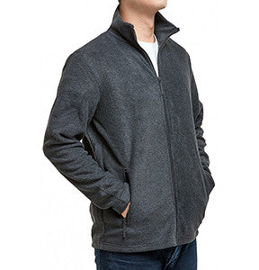 Something Fleece in Gray
