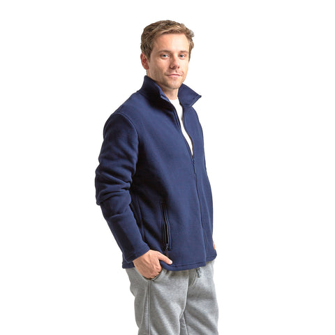 Something Fleece in Navy