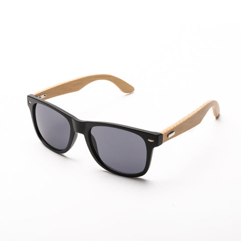 Something Wooden Sunglasses in Black