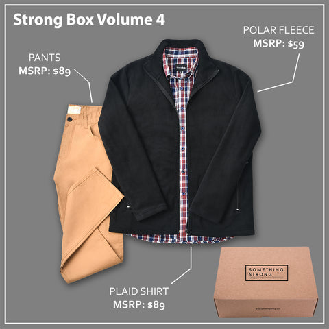 Mens clothing set