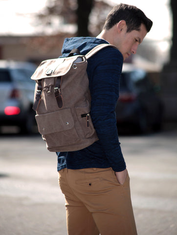 Rocksmith Backpack in Brown