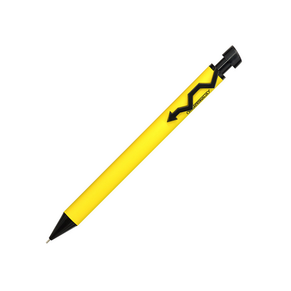 Parafernalia Hollywood Flash Mechanical Pencil - Yellow
