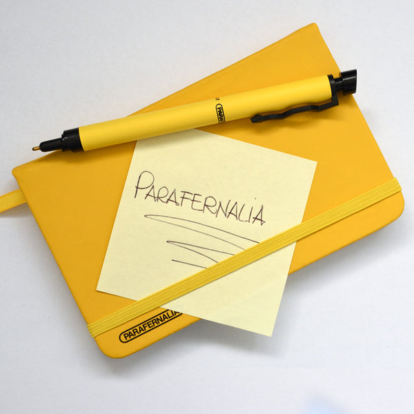 Parafernalia Set Taccuino A6 - Yellow