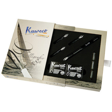 Kaweco Skyline Sport Calligraphy Fountain Pen - White