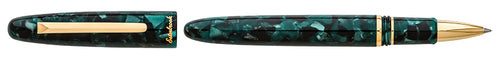 Esterbrook Estie Rollerball Pen - Evergreen / Gold (Limited Edition)