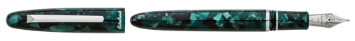 Esterbrook Estie Fountain Pen - Evergreen / Palladium (Limited Edition)