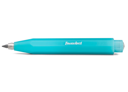 Kaweco Frosted Sport Ballpoint Pen - Light Blueberry