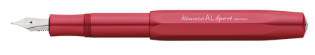 Kaweco AL Sport Push Pencil (0.7mm lead) - Silver