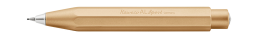 Kaweco AL Sport Push Pencil (0.7mm lead) - Gold Edition - LIMITED EDITION