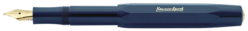 Kaweco Classic Sport Fountain Pen - Navy
